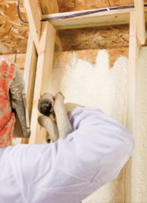 Fort Wayne Spray Foam Insulation Services and Benefits